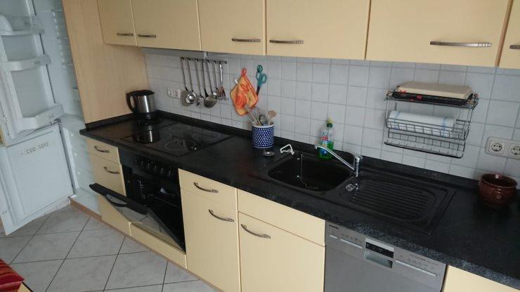 Küchenaufbau - Start